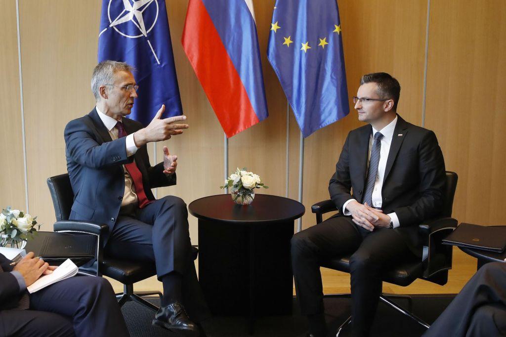 Stoltenberg pričakuje, da bo Slovenija izpolnila svoje zaveze