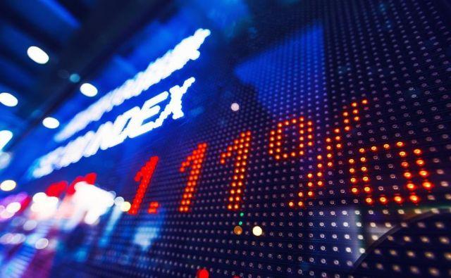 Indeks ameriških delnic S&P500 je doživel največji zdrs od februarja, delnice v tehnološki panogi pa največji padec v sedmih letih. Foto Shutterstock