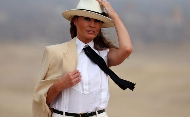 Melania Trump FOTO: Carlo Allegri/Reuters