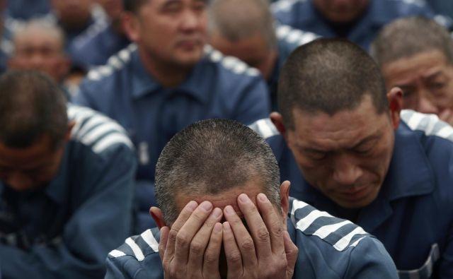 Ko se nekdo znajde v kitajskem priporu, nihče, niti najbližji družinski člani, ne ve, kje je ta oseba, zakaj je izginila in ali je še živa. FOTO: Reuters