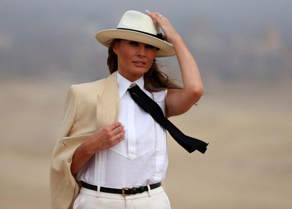 Melania Trump: Sem najbolj nadlegovana oseba na svetu