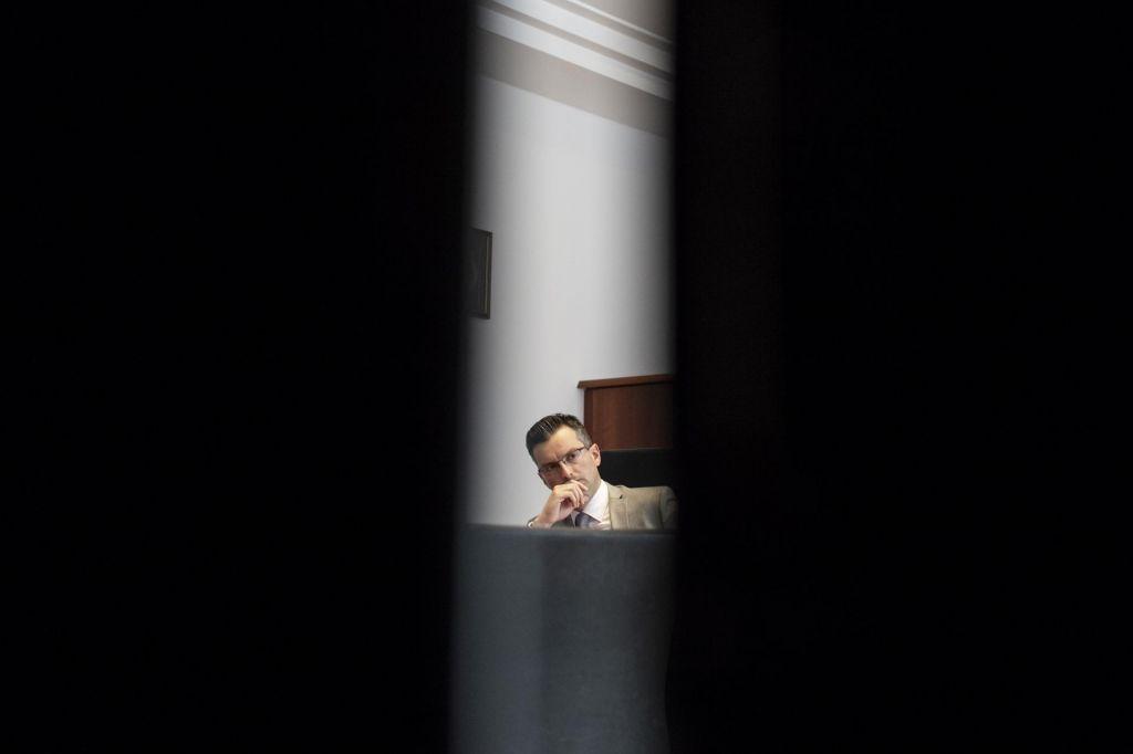 Kdo je lobiral v prvem mesecu vlade Marjana Šarca