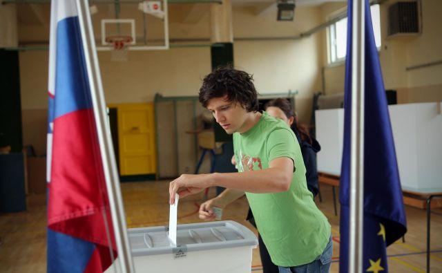 Volilci se bodo po junijskih državnozborskih volitvah novembra znova odpravili na volišča. Foto: Uroš Hočevar