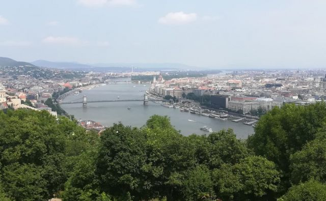 Unicef v Budimpešti išče kadre. Foto Mitja Felc
