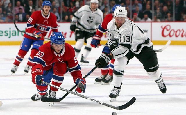 Kralji so v Kanadi prišli do zanesljive zmage. FOTO: Reuters
