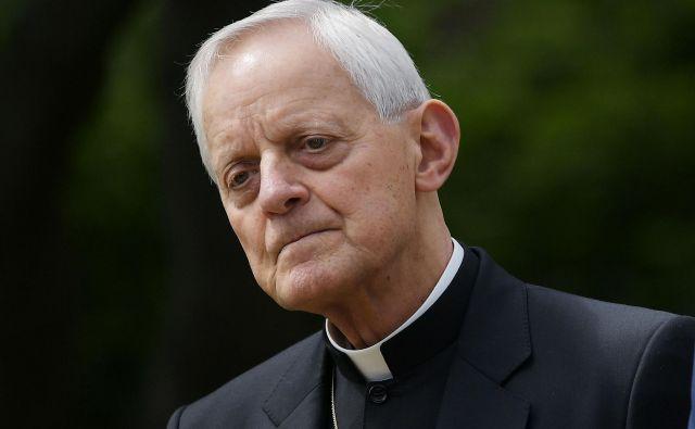 Poročilo je razkrilo seznam s 301 duhovnikom iz šestih škofij v Pensilvaniji, ki naj bi zlorabili več kot tisoč otrok. FOTO: Afp