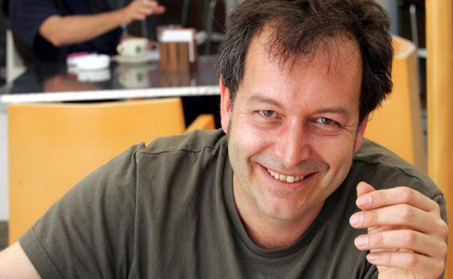 Peter Mettler. FOTO: Igor Modic