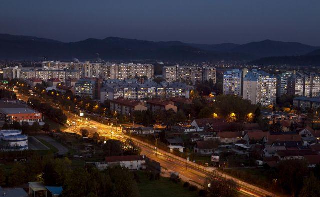 Tako Gen-I kot Elektro Energija zgolj na območju prestolnice elektriko dobavljata skupaj več kot 102.000 gospodinjstvom. FOTO: Voranc Vogel