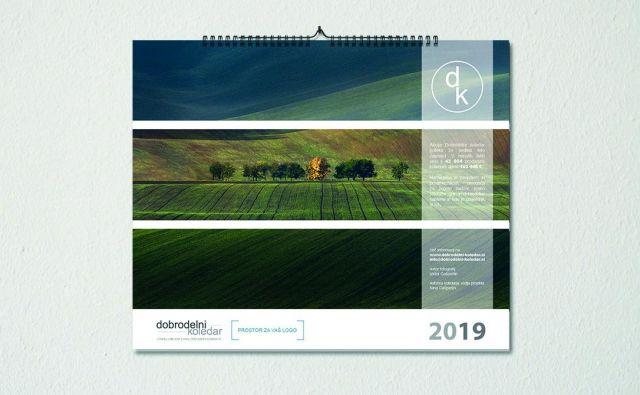 Dobrodelni koledar za leto 2019 Foto Osebni Arhiv N. G.
