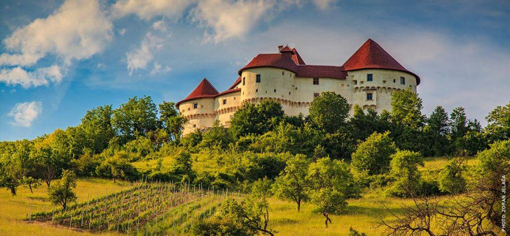 Obiščite pravljične gradove Hrvaške