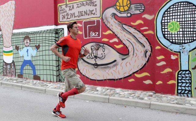David Pleše bi rad popravil doslej najboljšo uvrstitev na SP, 17. mesto. FOTO: Ljubo Vukelič/Delo