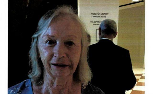 78-letna Sigrund Holfman FOTO: Policija