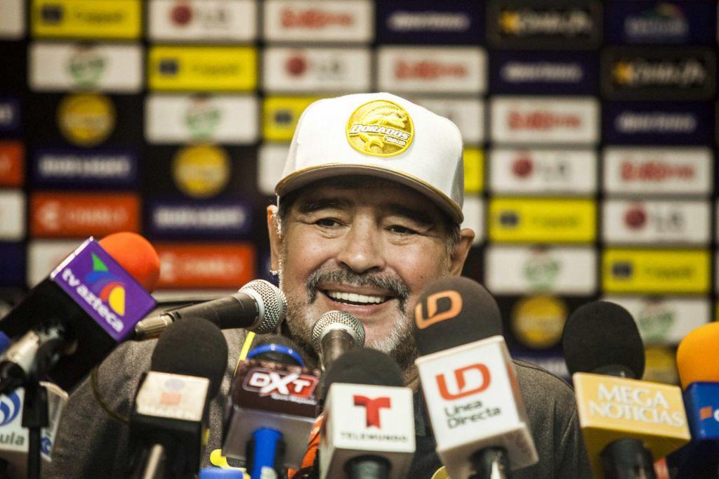 Maradona kritičen do Messija