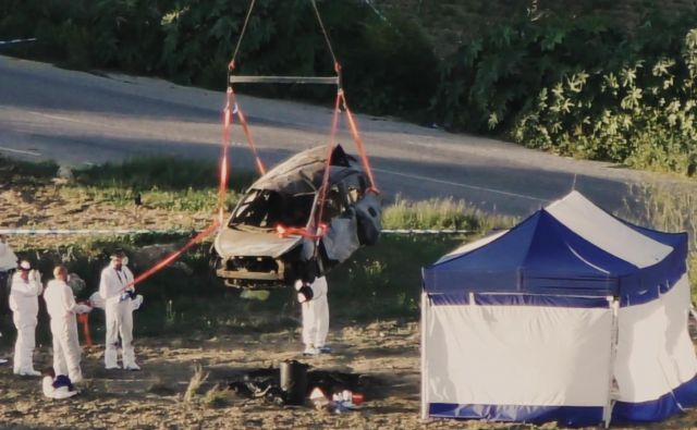 Kdo je ubil Daphne Daphne: The Execution Foto Tvs