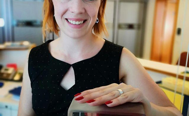 Tudi srčnost je pomembna, pravi Maja Fink. Foto Osebni arhiv