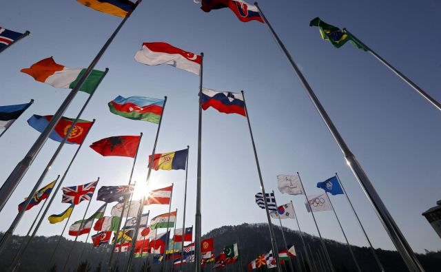 Južna Koreja je že letos gostila zimske olimpijske igre. FOTO: Matej Družnik/Delo
