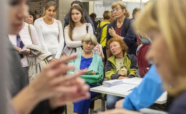 Vsak nov ponudnik institucionalne oskrbe za starejše bo moral delovati po slovenskih predpisih. Foto Voranc Vogel