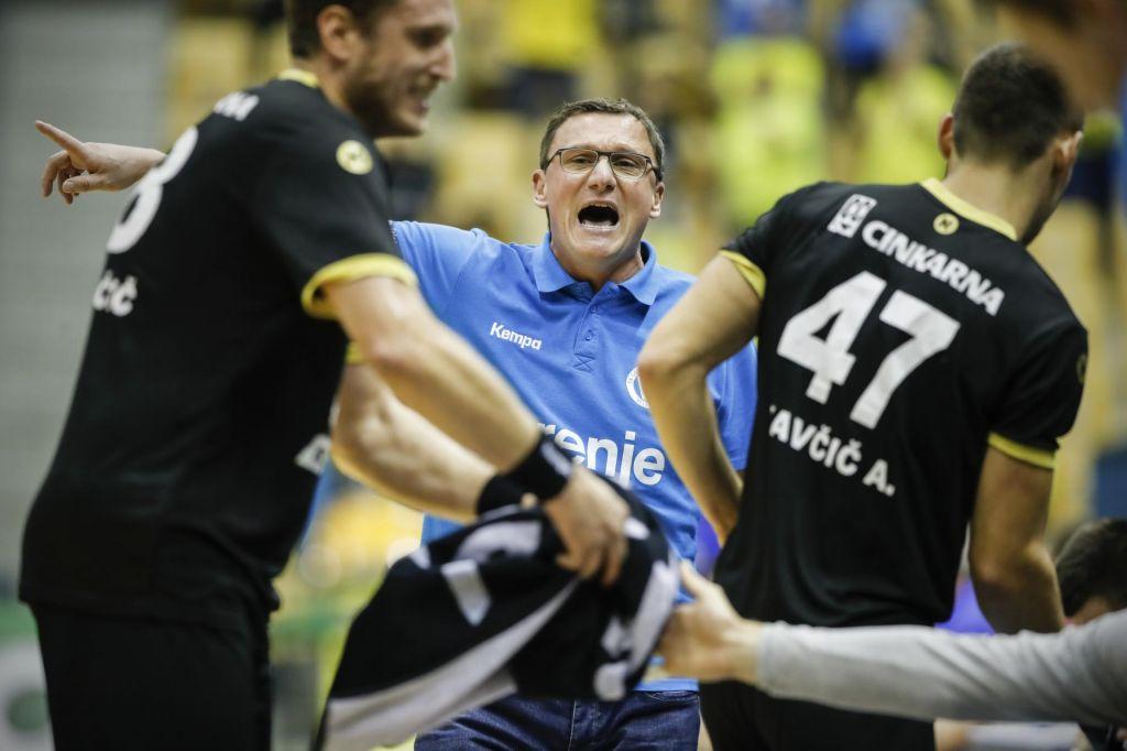 S kom Gorenje v tretjem predkolu pokala EHF?