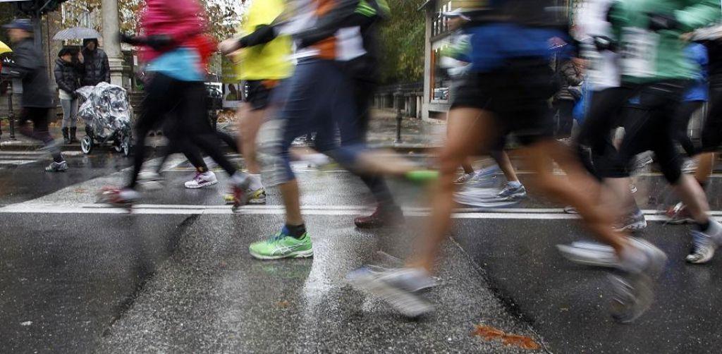 Kaj lahko še naredim tik pred maratonom?