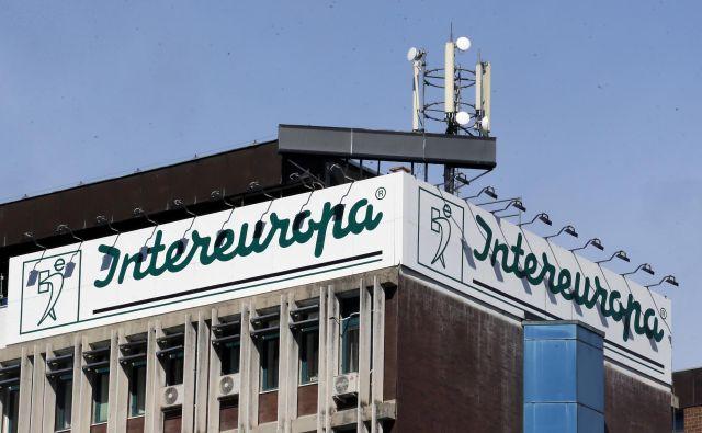 Interevropa, logistični center Koper FOTO: Tomi Lombar/Delo