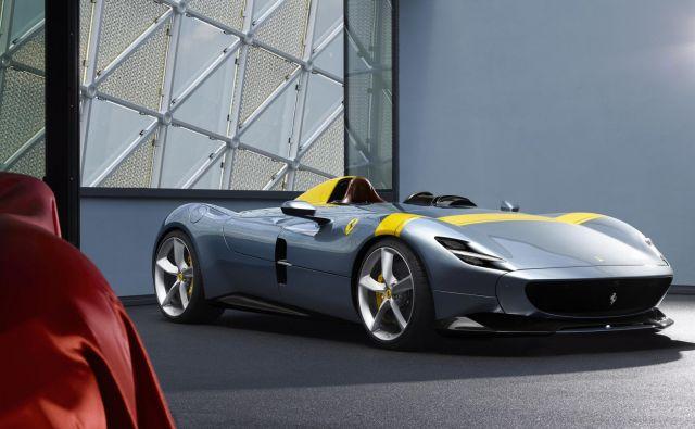 Ferrari monza S1 Foto Ferrari