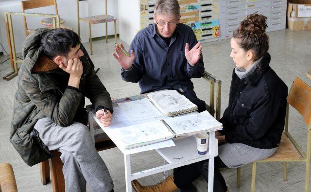 Študenti prvih letnikov bolonjskega sistema študija nimajo več časa, da spoznajo sistem, saj jih lahko ta prehiti (fotografija je simbolična). FOTO: Tomi Lombar/Delo