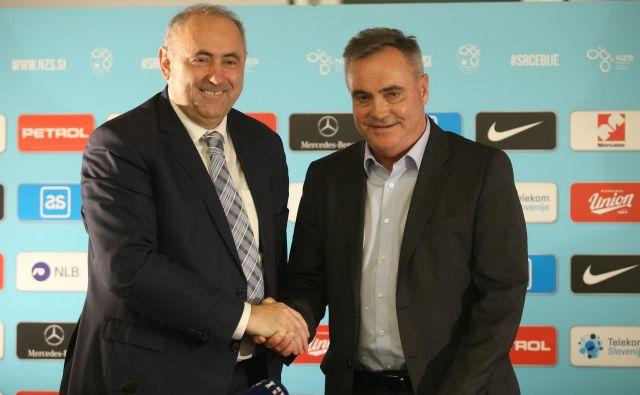 Radenko Mijatović in Tomaž Kavčič sta sodelovala natančno 317 dni.