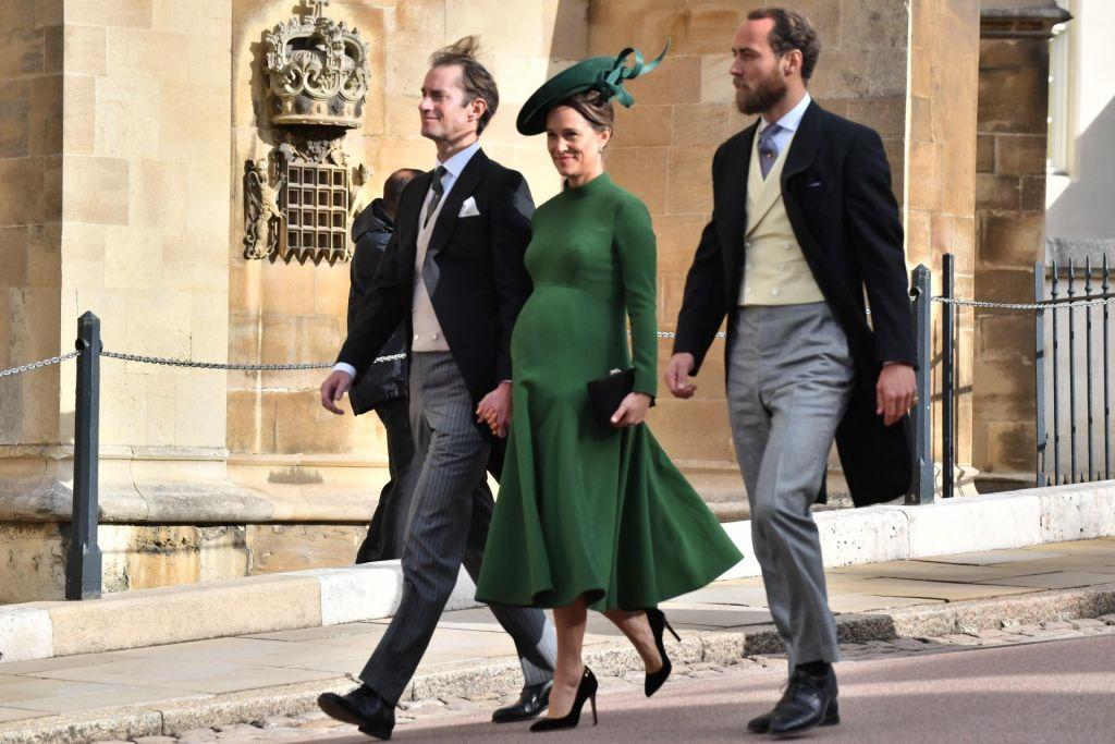 Pippa Middleton rodila dečka