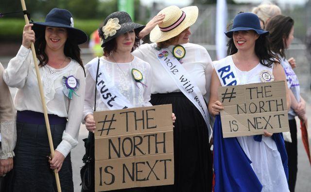Tudi na Severnem Irskem je pričakovati spremembe zakonodaje na področju prekinitve nosečnosti. FOTO: Reuters