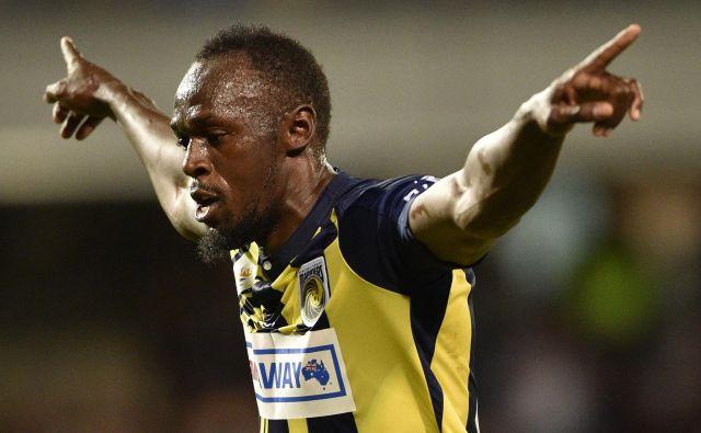 Usain Bolt je tarča številnih klubov, ker je magnet za gledalce. FOTO: Peter Parks/AFP