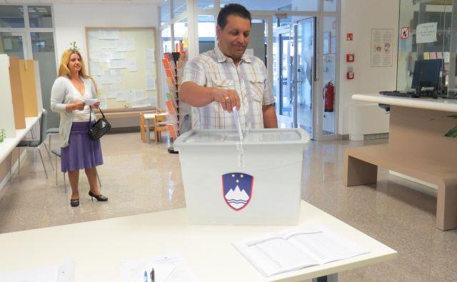 Bruno Brajdič je sprva okleval z vložitvijo kandidature, a se je potem vendarle premislil. FOTO: Bojan Rajšek/Delo