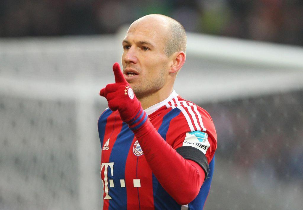 Robben: Potrebujemo strast in presenečenje