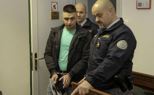 Martina Brezarja je doletela še deveta obsodba. FOTO: Marko Feist