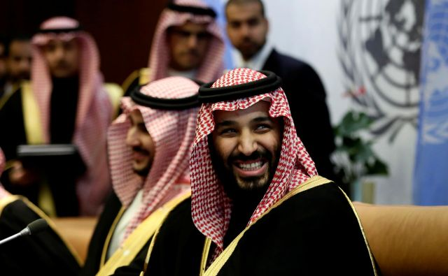 Mohamed bin Salman je vzel absolutno oblast v svoje roke, da bi se lahko učinkovito bojeval proti korupciji in za mednarodni ugled svoje države. FOTO: Reuters
