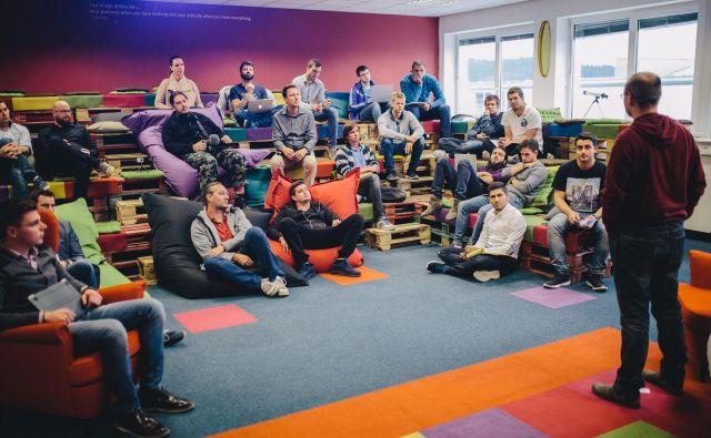 Skozi ABC pospeševalnik je prišlo že 130 start-upov. Foto Arhiv ABC pospeševalnik