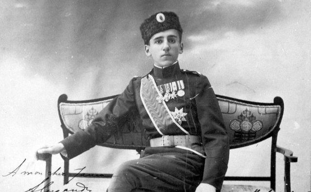 FOTO: Arhiv srbske kraljeve družine