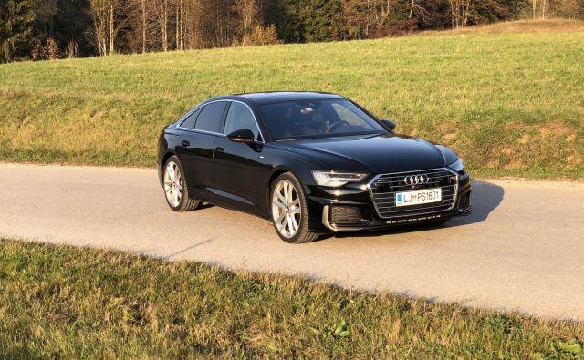 Audi A6 Foto Aljaž Vrabec