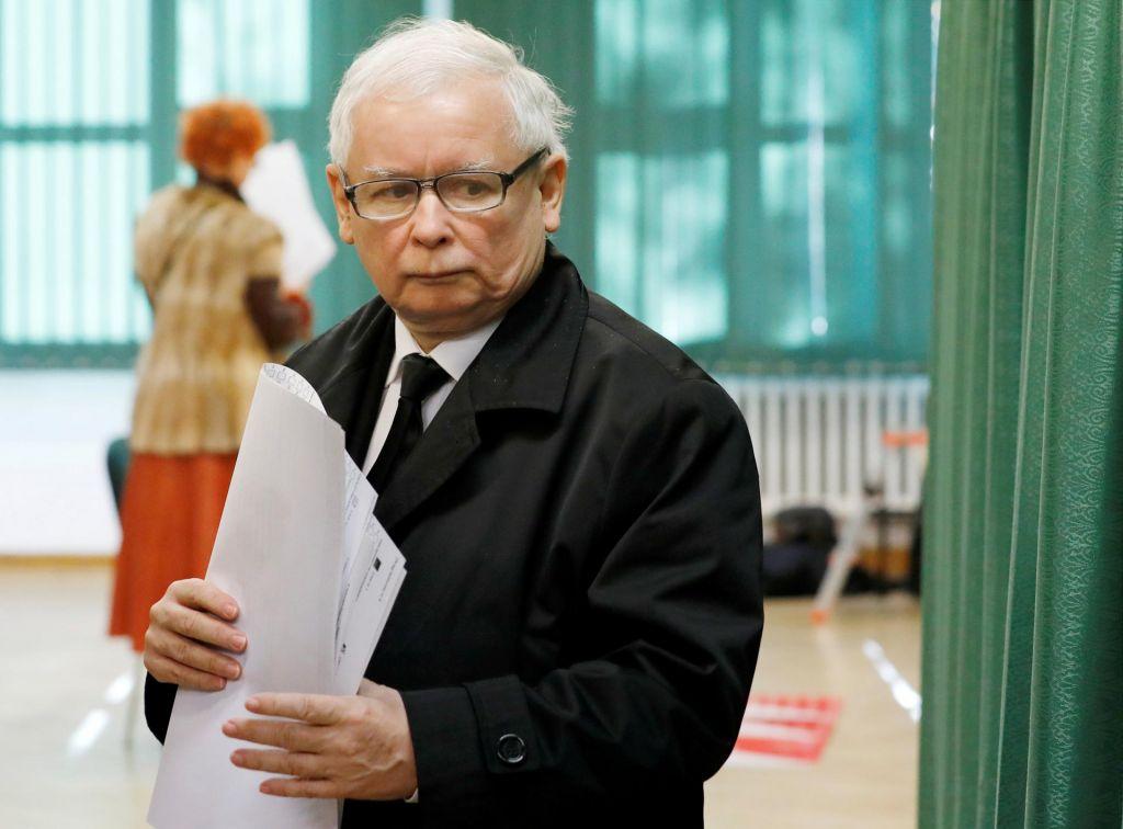 Ruševine pravne države na Poljskem