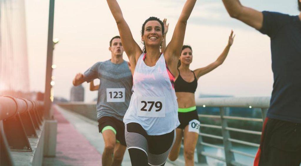 Ljubljanski maraton. Prvič na desetko