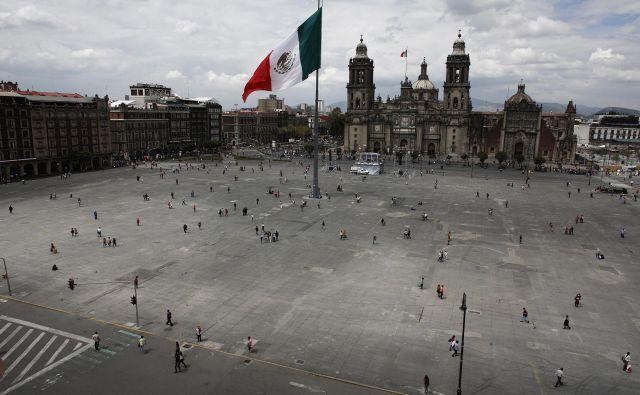 Kdor bo hotel delati v Mehki, se bo moral prilagoditi novim določilom sporazuma USMCA. Foto Reuters