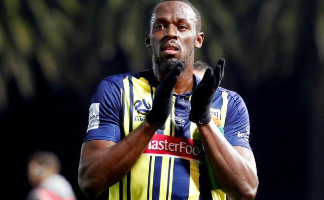 Usain Bolt pričakuje konkretnejšo ponudbo. FOTO: David Gray/Reuters
