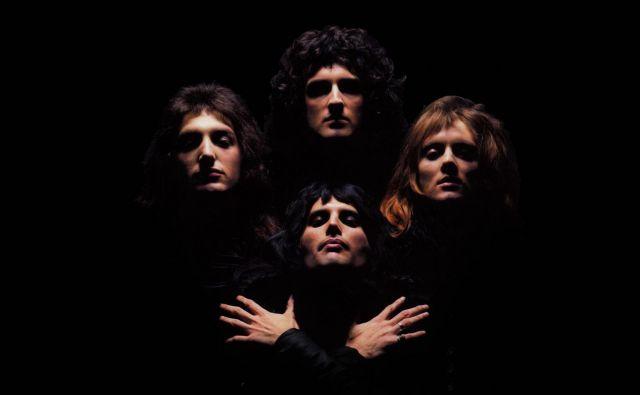 Najbolj prepoznavna fotografija skupine Queen sodi k pesmi Bohemian Rhapsody.<br /> FOTO: arhiv zasedbe