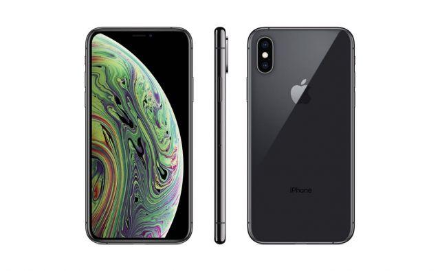 Po prvem vtisu sodeč cena za iphone xs, ki smo ga testirali, ni pretirana. FOTO: Apple