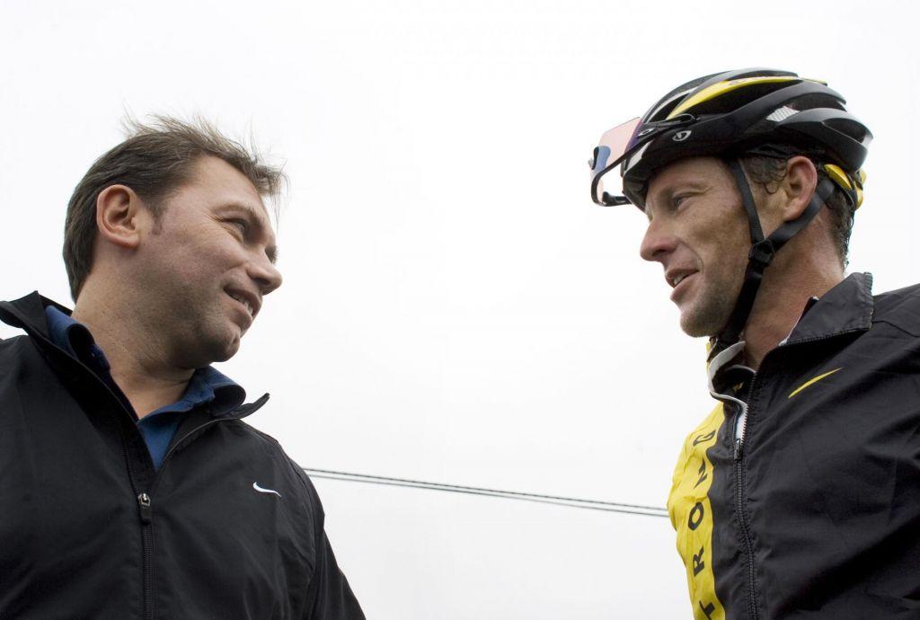 Razvpiti Johan Bruyneel dokončno odrezan od kolesarstva