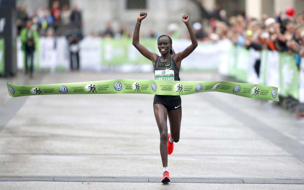 FOTO:Kaj so po maratonu povedali najboljši?