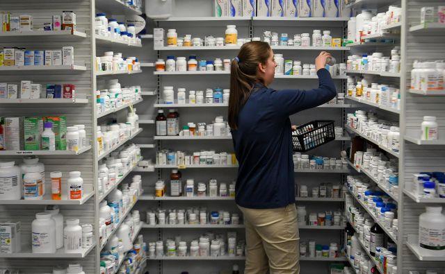 Američani plačujejo za zdravila tudi nekajkrat več kot v drugih razvitih državah. FOTO: Reuters