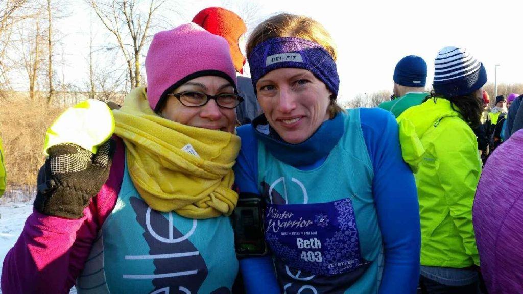 Če bo na dan maratona spet mraz