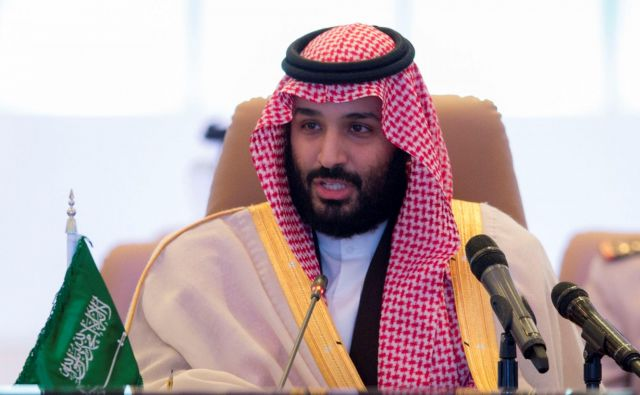 Mohamed bin Salman. Foto Reuters