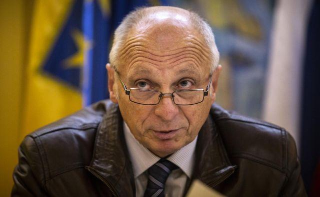 Matevž Žugelj, predsednik OVK Celje. FOTO: Voranc Vogel