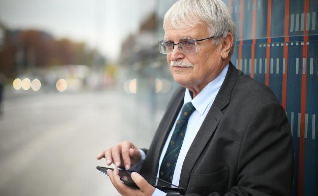Darko Martin Klarič, nekateri mu rečejo kar serijski nakupovalec podjetij. Foto Jure Eržen